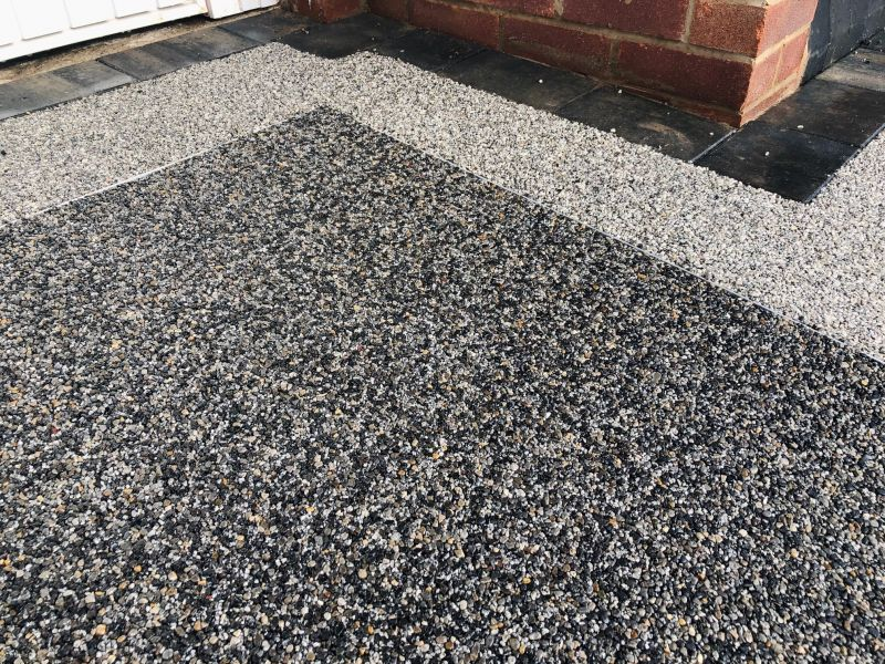 Resin Bound Surfaces & Driveways in Rochdale