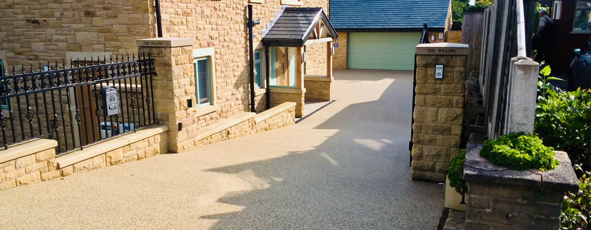 resin driveways Huddersfield
