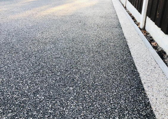 Resin Bound Surfaces & Driveway Services